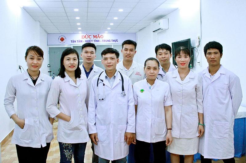 Phòng khám chuẩn trị y học cổ truyền – Vật lý trị liệu TPHCM